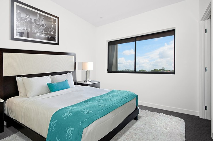 minimal design in bedroom feng shui