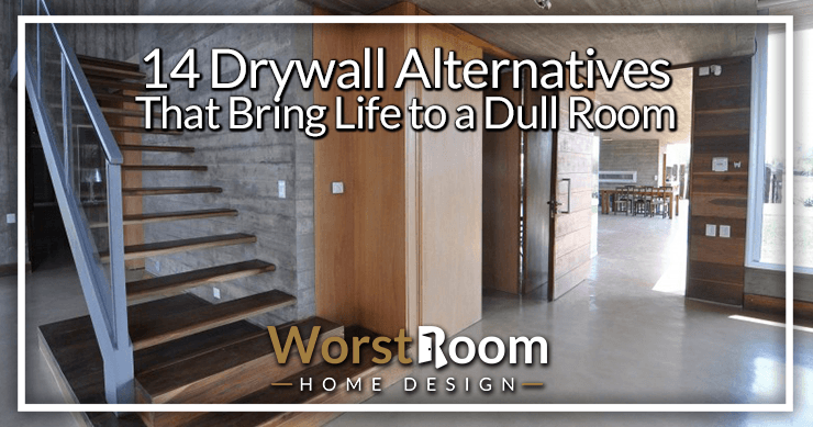 drywall alternatives