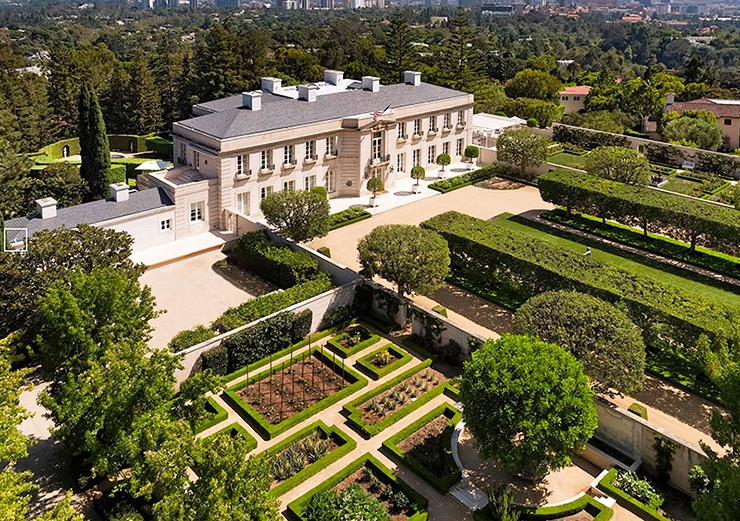 chartwell estate in bel air