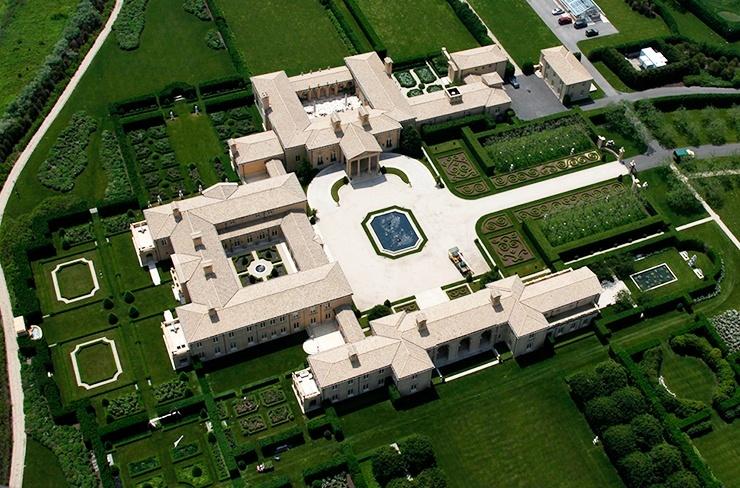 ira rennert mega mansion