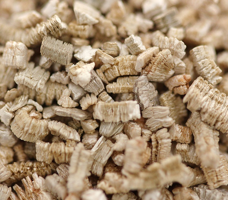 vermiculite close up