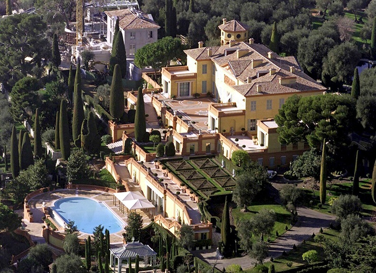 villa leopolda billionaire home