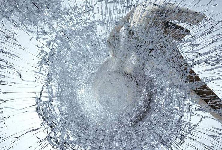 sliding glass door security film
