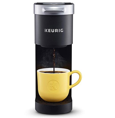 Keurig K-Mini Coffee Maker, Single Serve K-Cup Pod Types of Coffee Maker