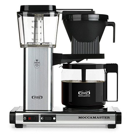 Technivorm Moccamaster Drip coffee brewer