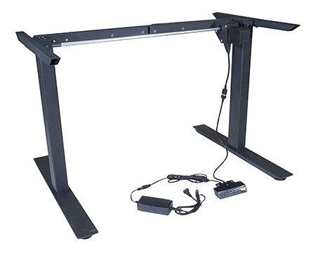 Titan Single Motor Electric DIY Adjustable Standing Desk Frame