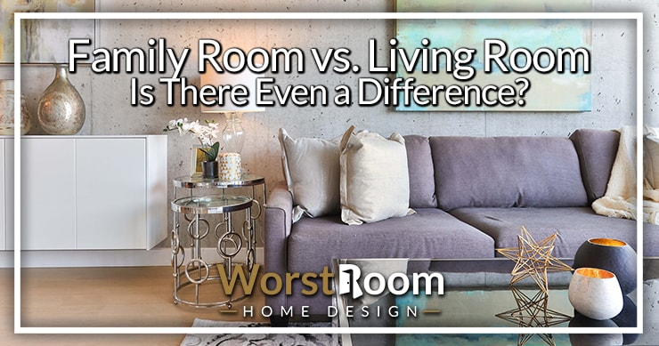 family room vs living room