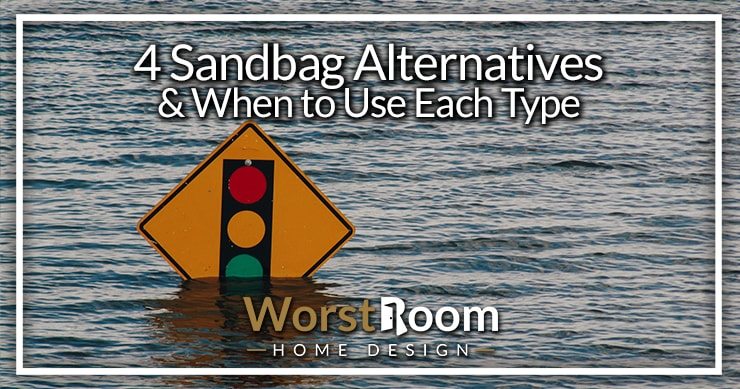sandbag alternatives