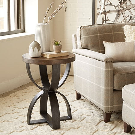 accent tables bring sophistication and functionality to any room as the highlight of the space.