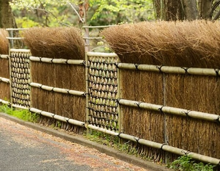 brushwood fencing alternatives