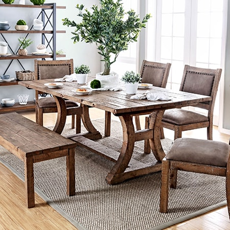 dining tables are a longer, larger type of table used to host a family or a large gathering of guests for a meal