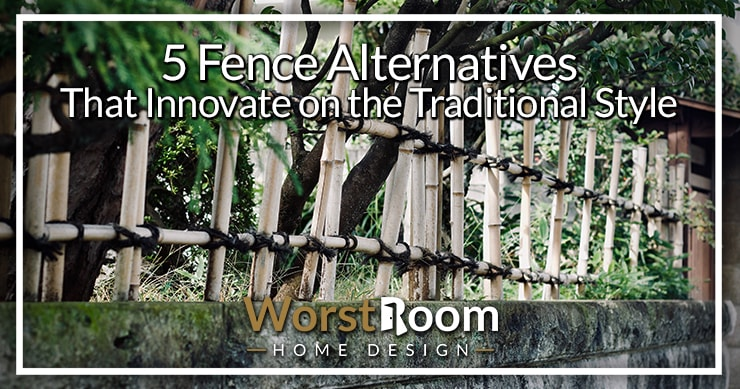 fence alternatives