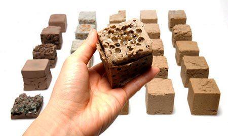 finite desert sand concrete alternative