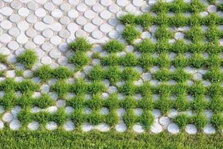 grasscrete pavers