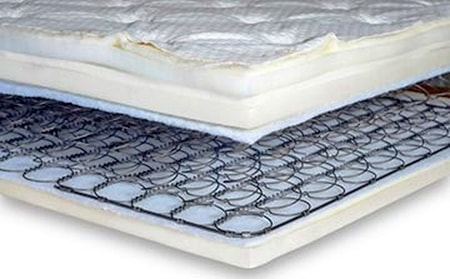 innerspring mattresses are bed spring alternatives in the sense that they have them built in