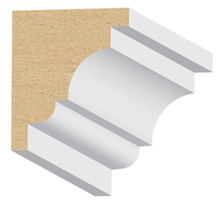 medium density fiberglass mdf molding