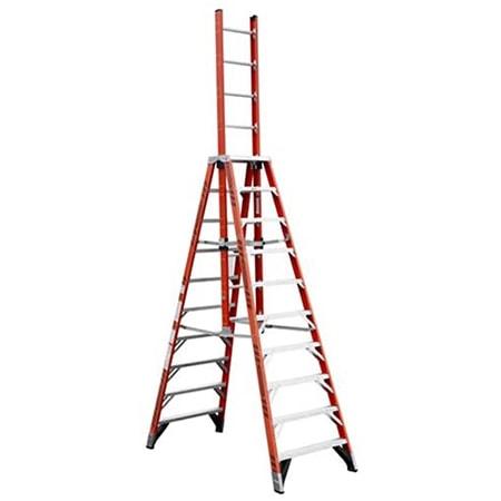 platform trestle ladder