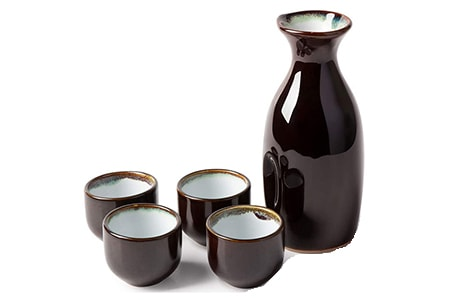 sake glasses