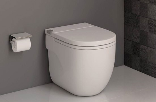 tankless toilet