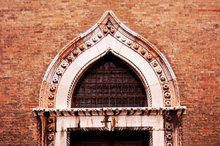 venetian arch