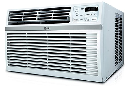 window air conditioner units are a great alternative to ceiling fans