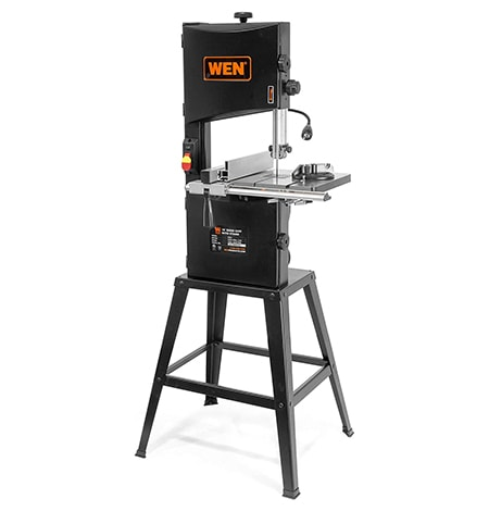 band saws are fantastic types of saws meant for making precision cuts. You can swap the blades to cut wood or metal