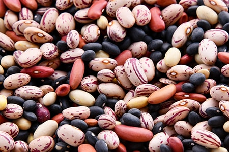 beans are the perfect bulk food for preppers