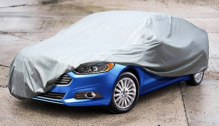 car covers are the cheapest option for those of us who want to protect our vehicles from the weather but don't have a garage