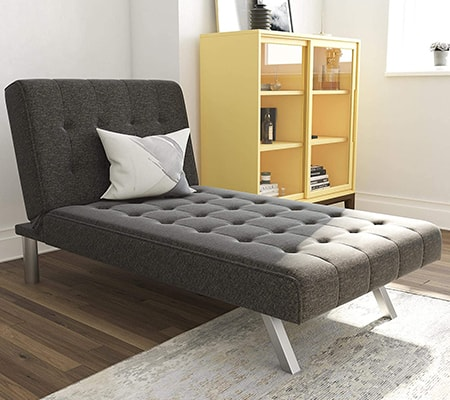 a chaise lounge are the most comfortable and relaxing of the couch alternatives