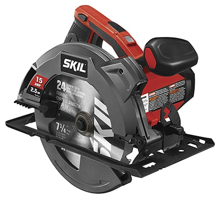 circular saws are great for cutting lumber and any other large pieces of wood but aren't for making extremely precise cuts