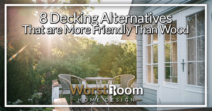 decking alternatives