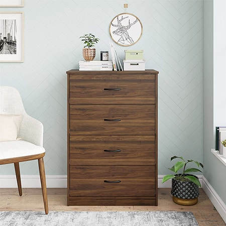 dressers are great alternatives to filing cabinets