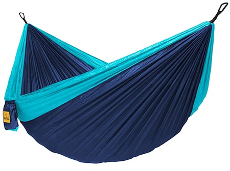 Hammocks are a simple mattress alternative but shouldn't be used for too long due to the posture they make you assume