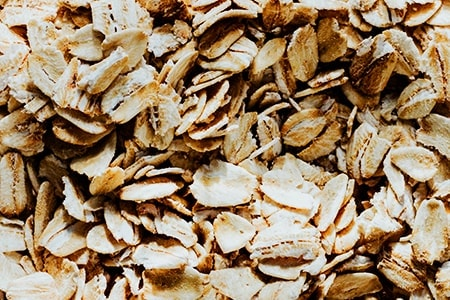 oats are another great item in a preppers food supply