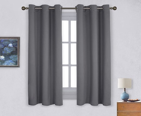opaque curtains