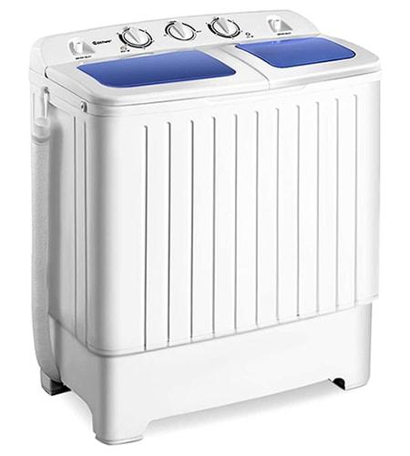 portable laundry washer