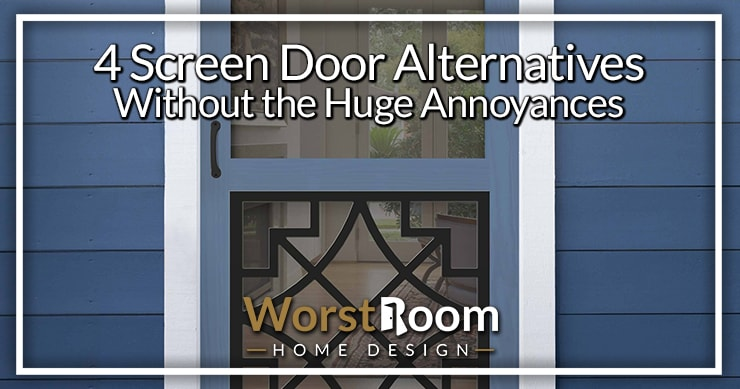 screen door alternatives