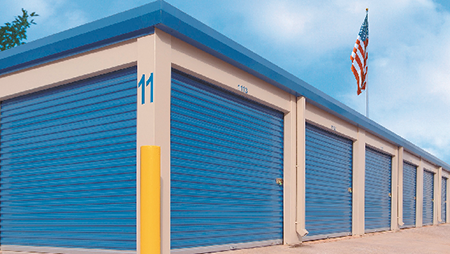 sheet metal doors for garages or extremely durable and often used in commercial areas due to their security benefits