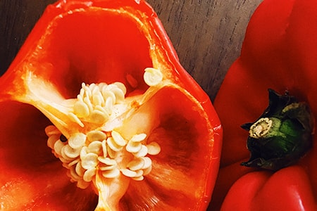 how long does a bell pepper take to grow
