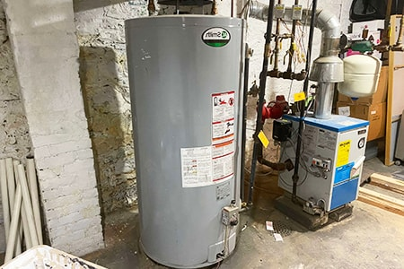 conventional storage tank Water heater
