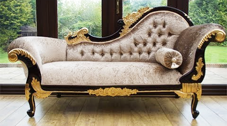 a divan sofa is one of the sofa types from the past that are still around but aren't very common