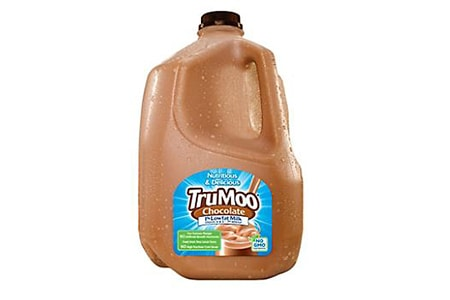flavored milk is very popular with children and includes flavors like chocolate and strawberry