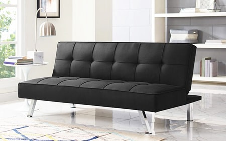futon couch is one of the styles of sofas coming out of Japan