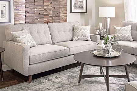 loveseat couch is one of the most common types of sofas on the market