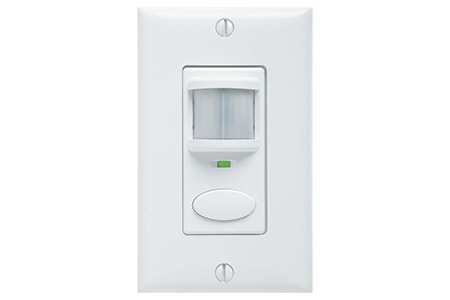 motion activated light switch types detect movement in the area and will turn on automatically