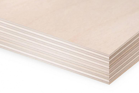 sanded plywood has a high quality finish and is typically used for cabinetry and other visible places