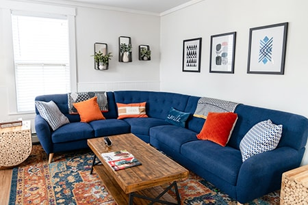 sectional couch are probably the most popular couch styles currently