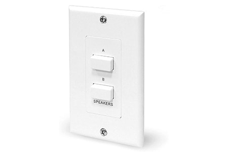 the selector light switch styles are for dealing with multiple light settings