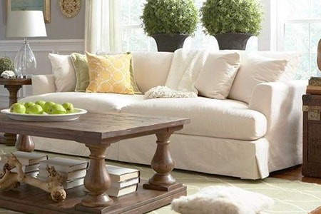 slip cover couch aren't necessarily one of the couch types so much as a way to change colors or keep the surface clean