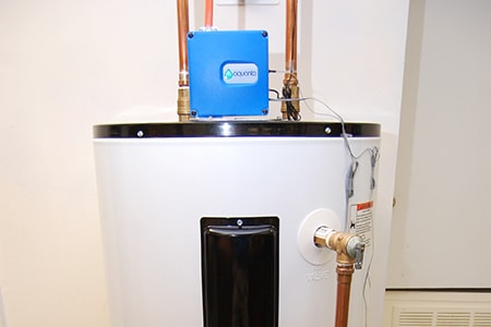 smart water heater systems